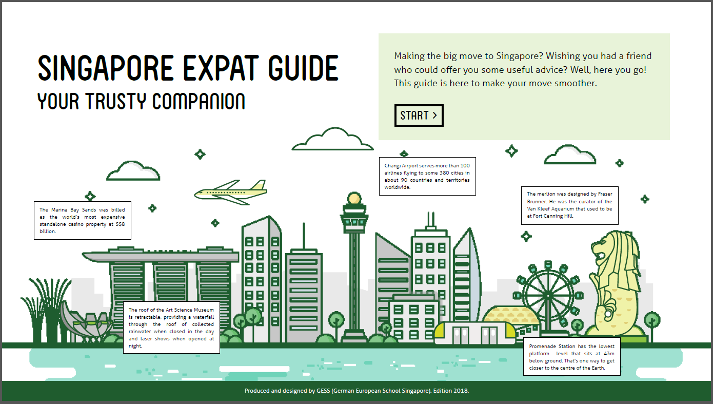Singapore Expat Guide