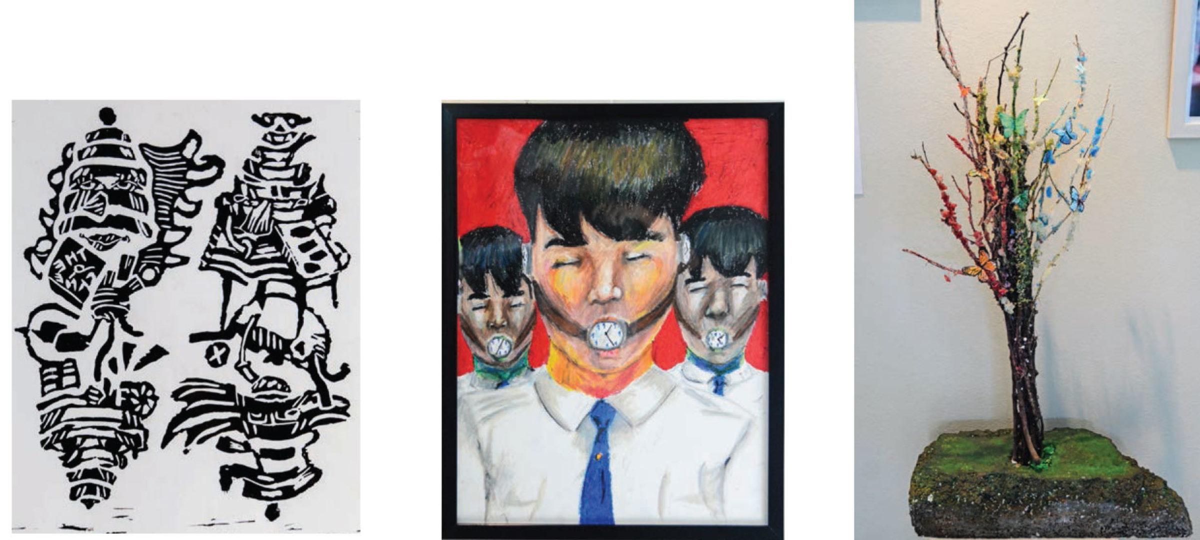 IB Art: Fake Gallery