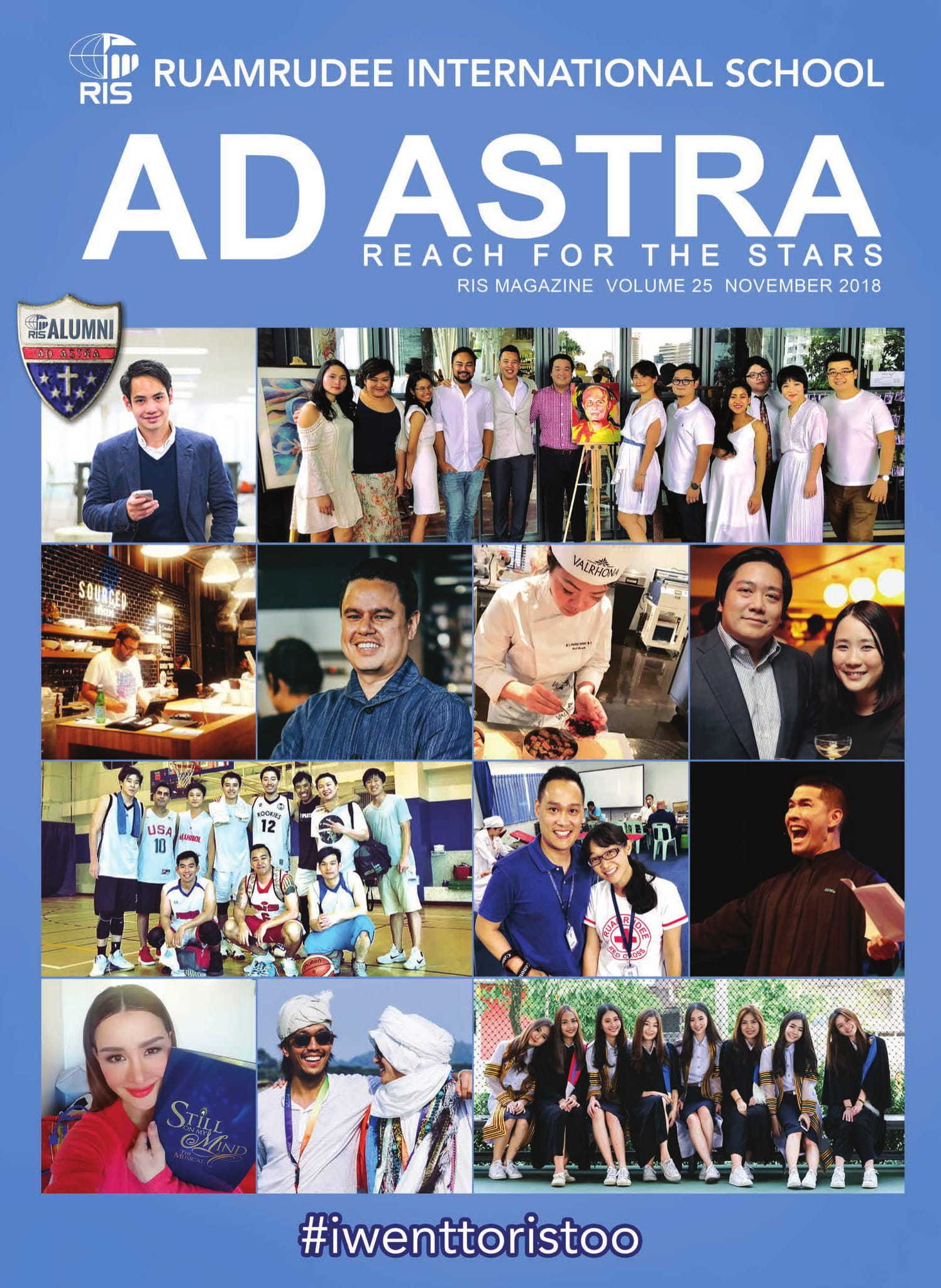 Ruamrudee International School Magazine Bangkok Thailand