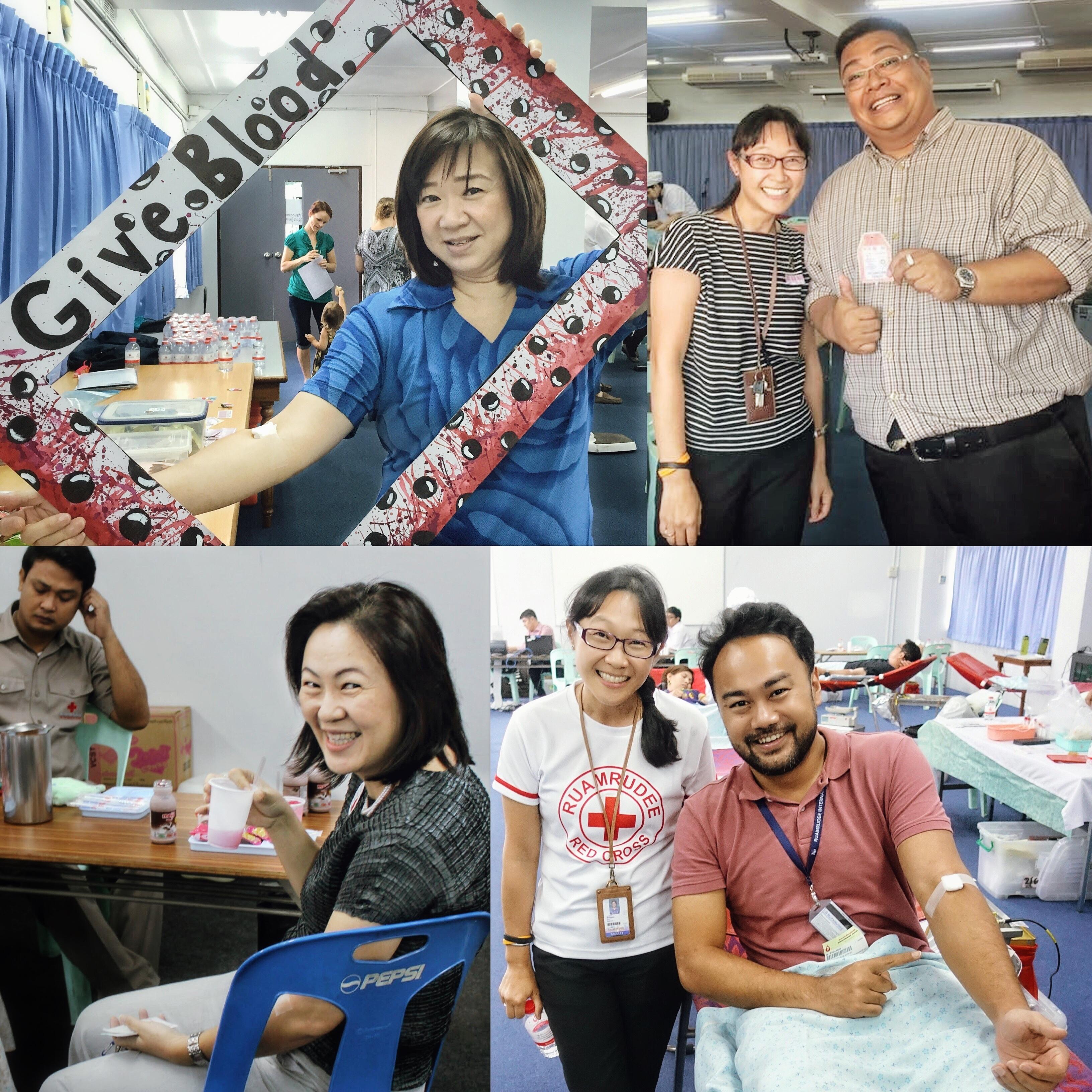 Ruamrudee International School Bangkok Thailand, Alumni