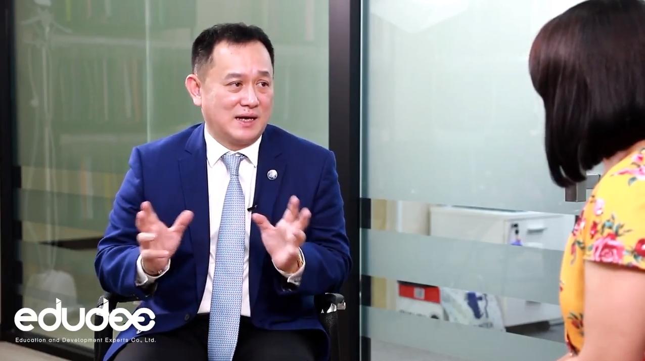 EduDee Interview Ruamrudee International School Bangkok, Alumni