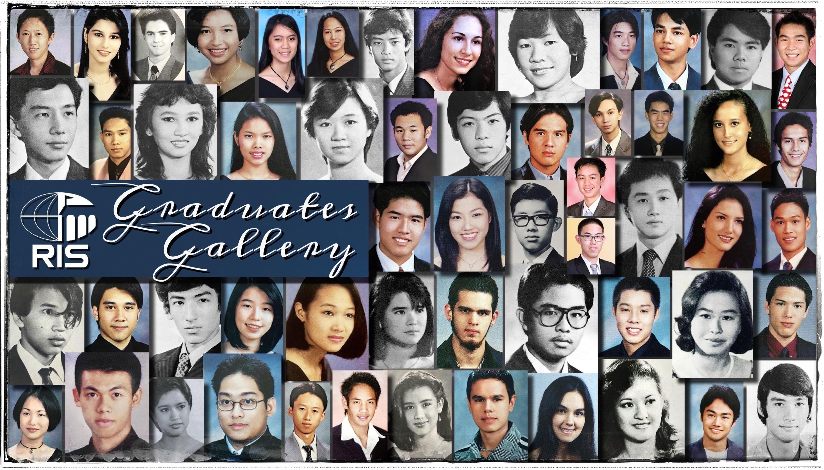 RIS Alumni, Graduates Gallery