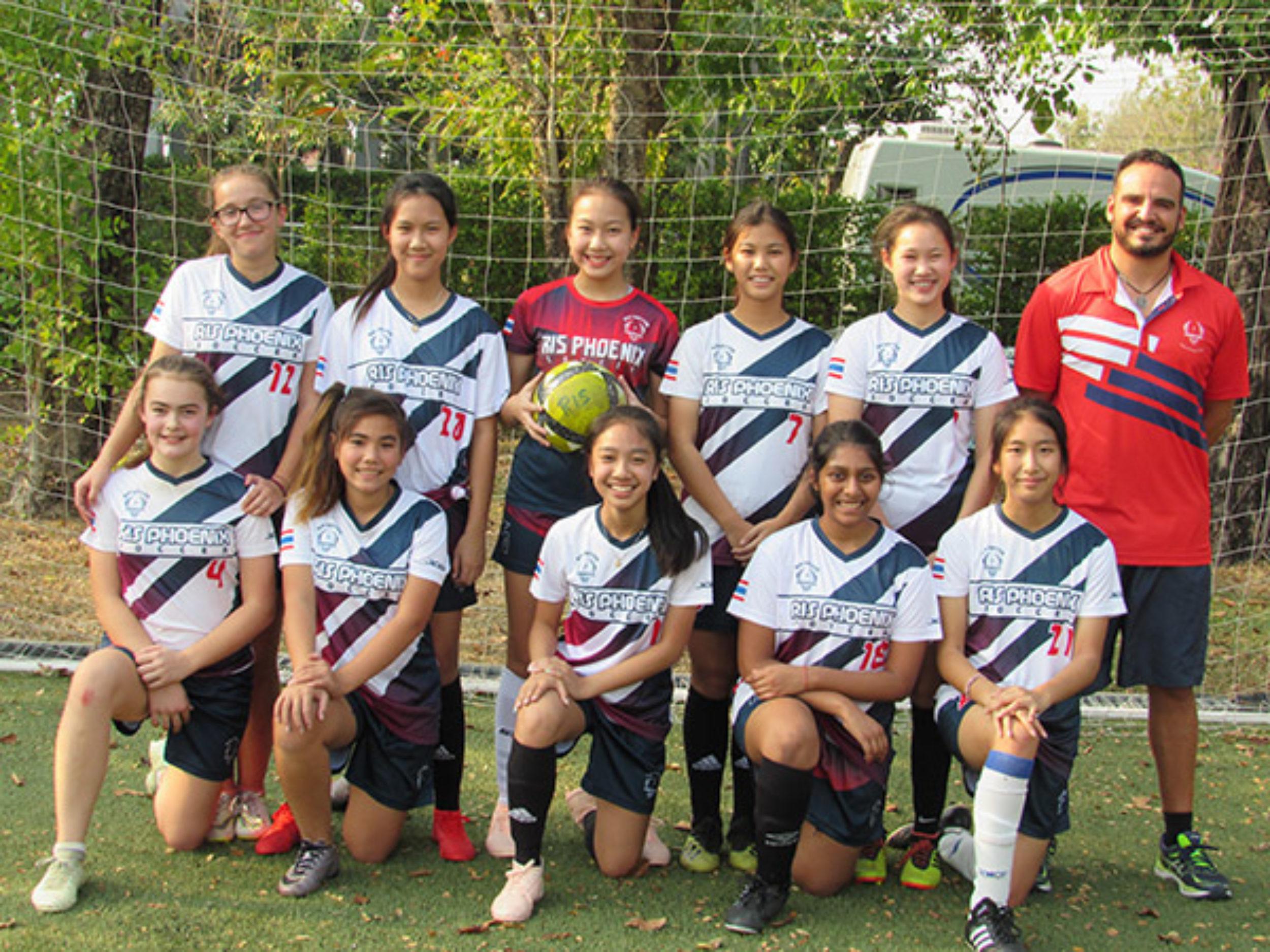 U15 Girls Soccer
