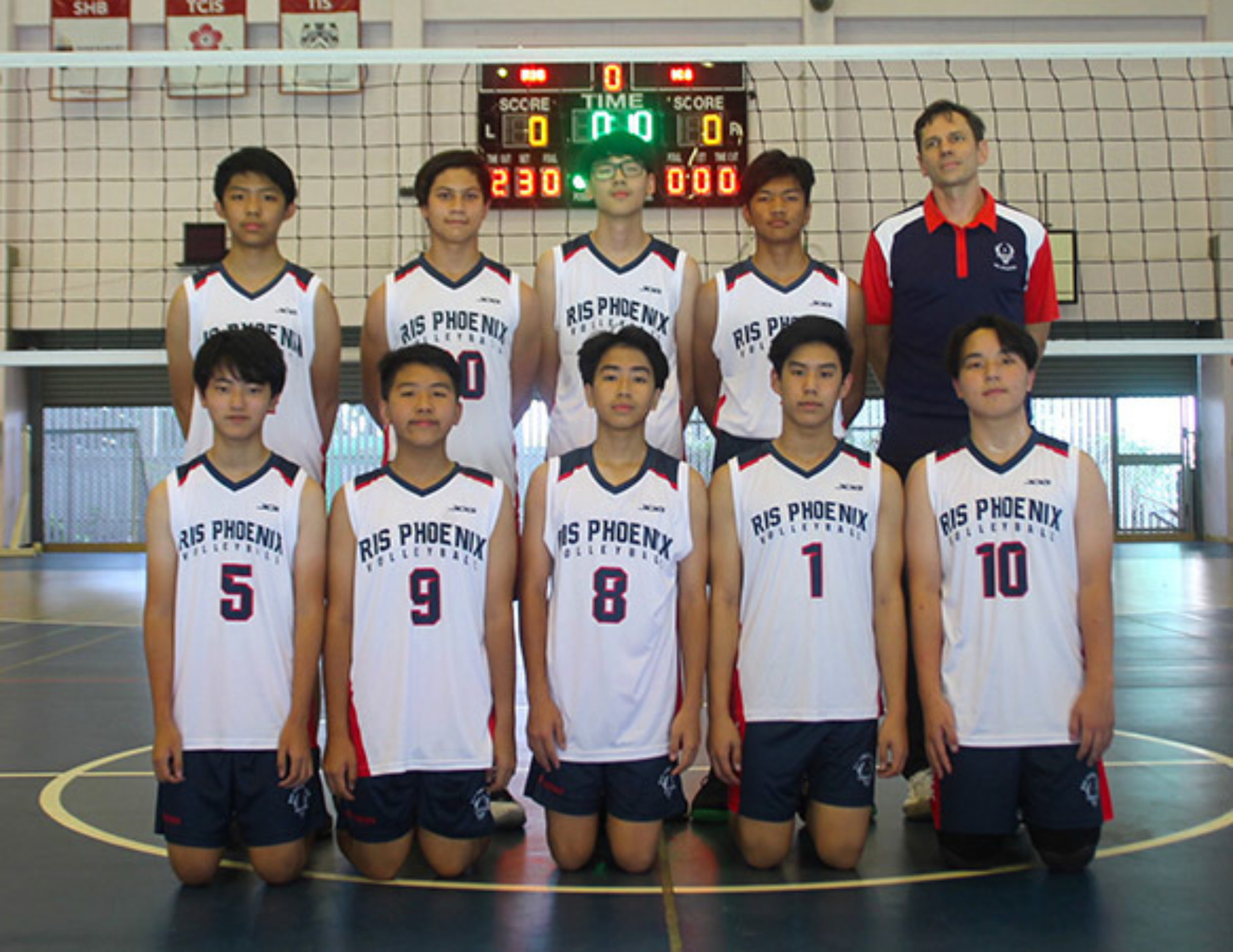 U15 Volleyball Boys