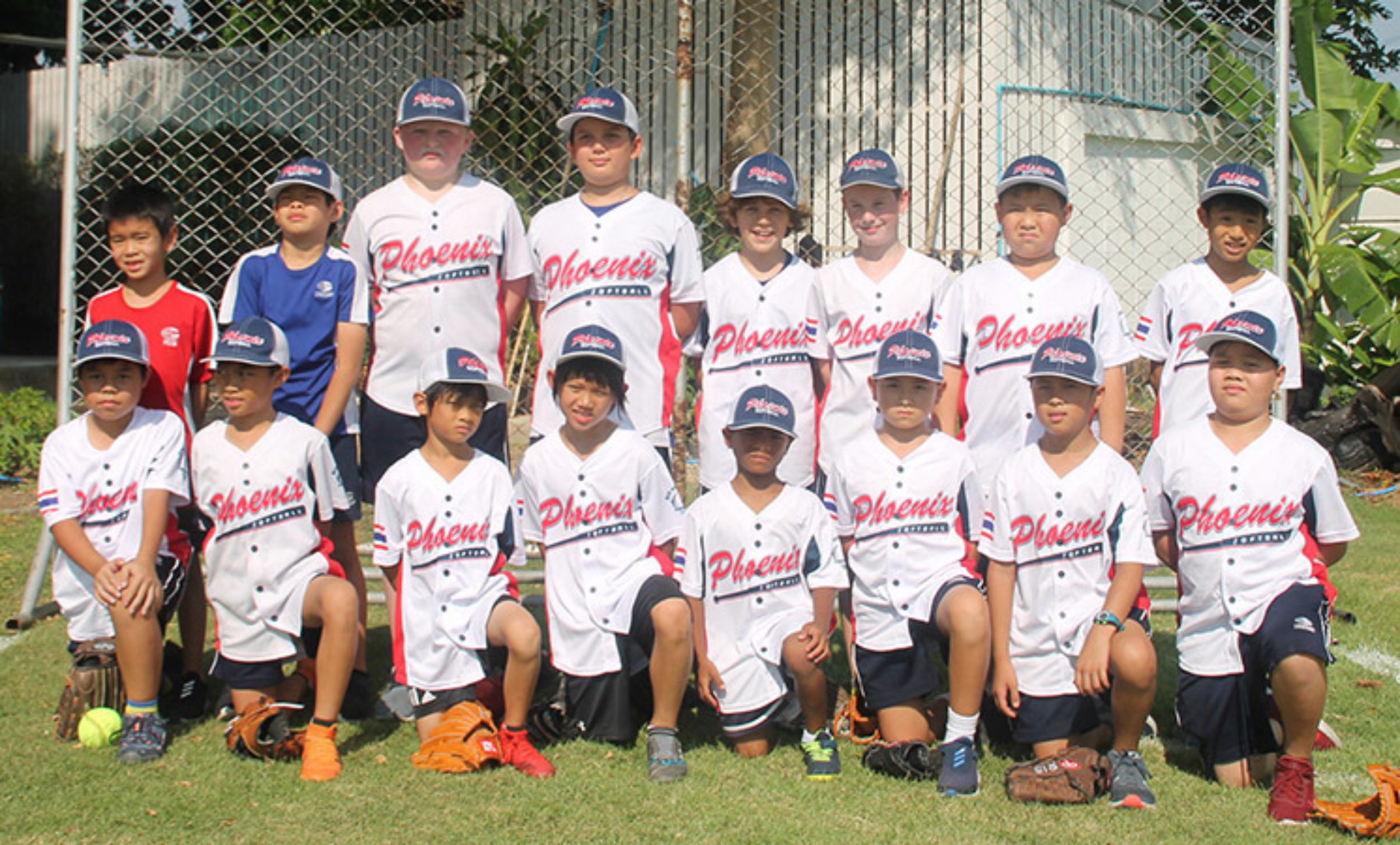 U11 Softball Boys