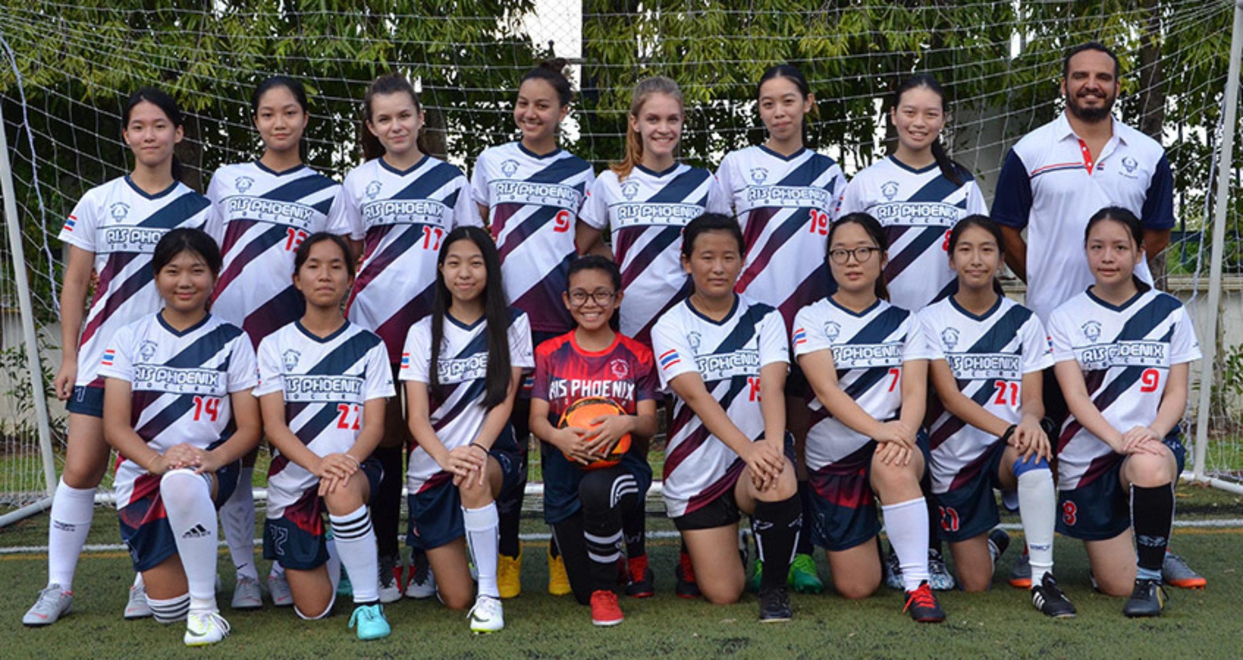 New Jv Girls Soccer