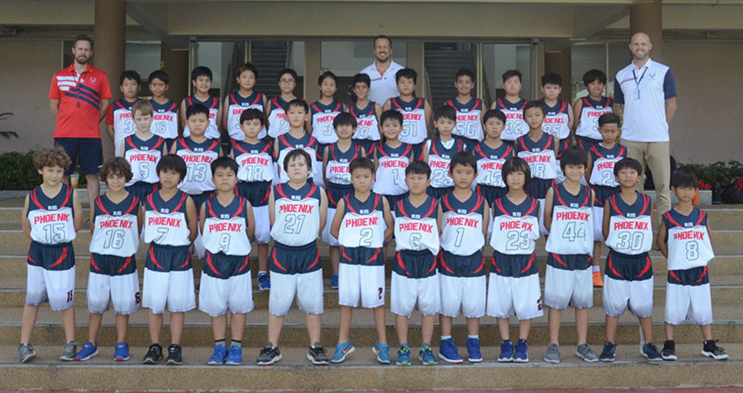 U11 Boys Basketball