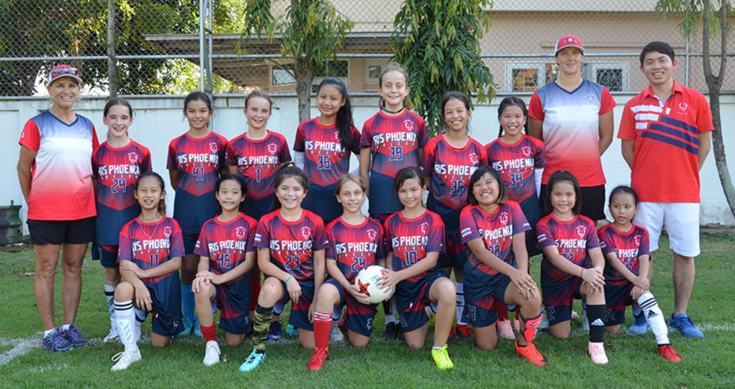U11 Girls Soccer