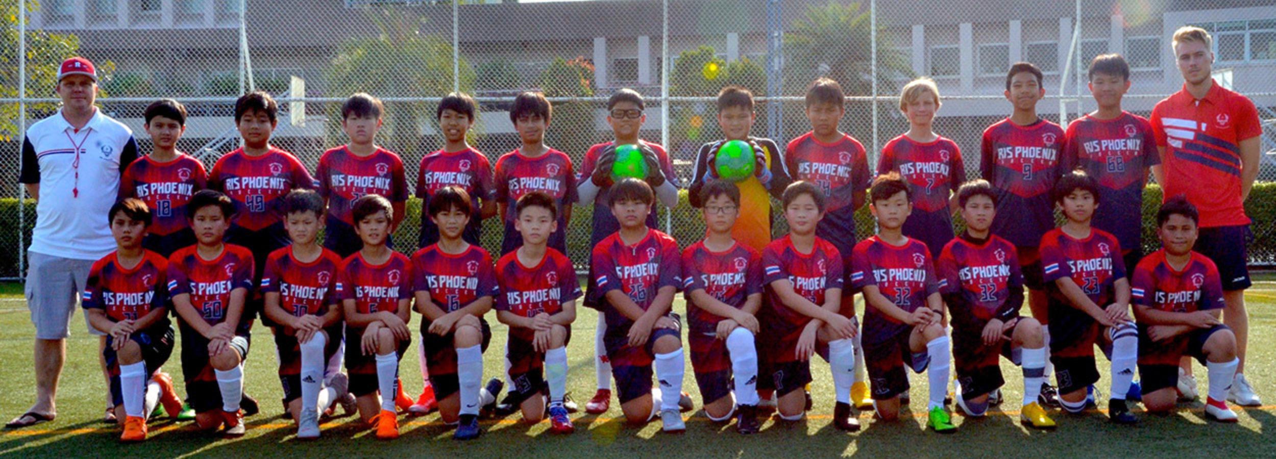 U13 Boys Soccer
