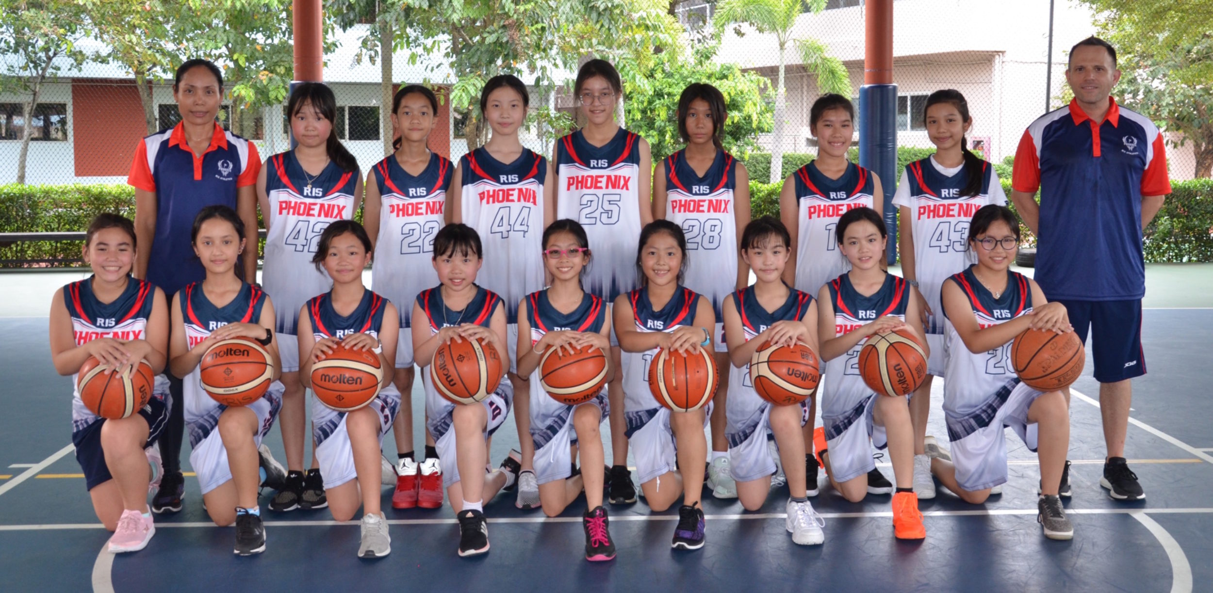 U13 Girls Basketball