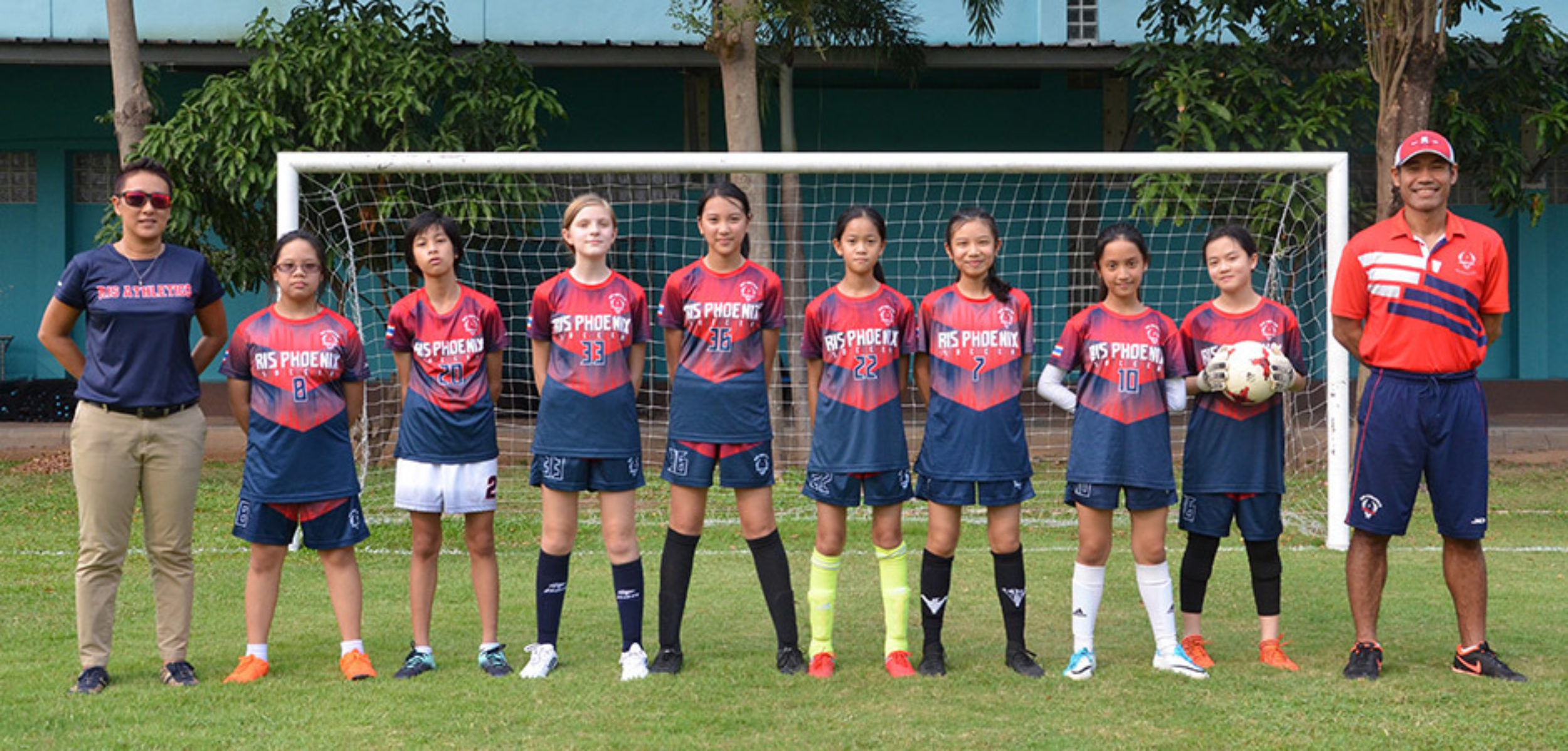 U13 Girls Soccer