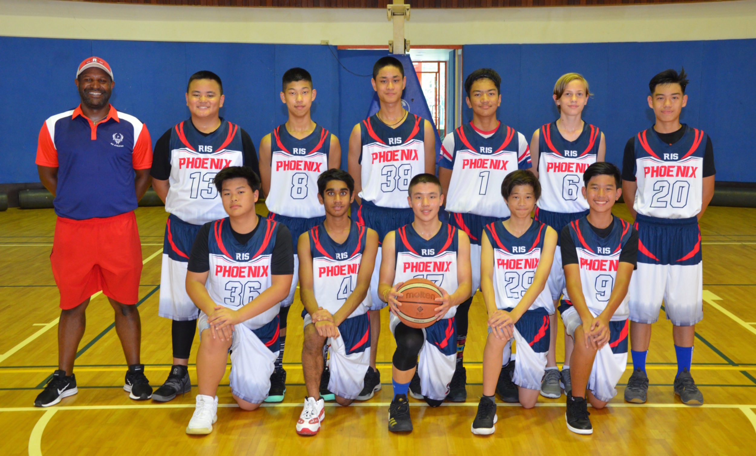 U15 Boys Basketball