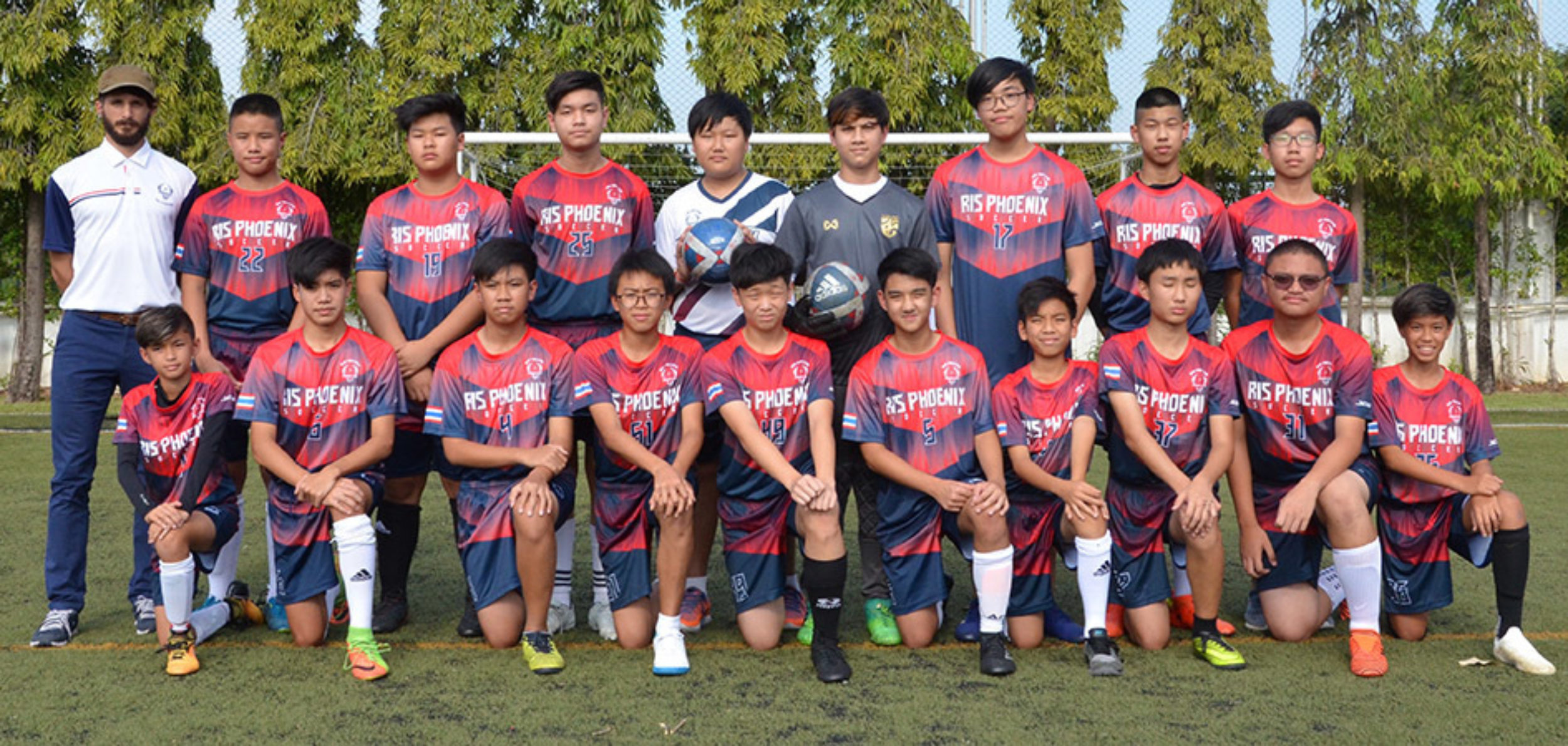 U15 Boys Soccer