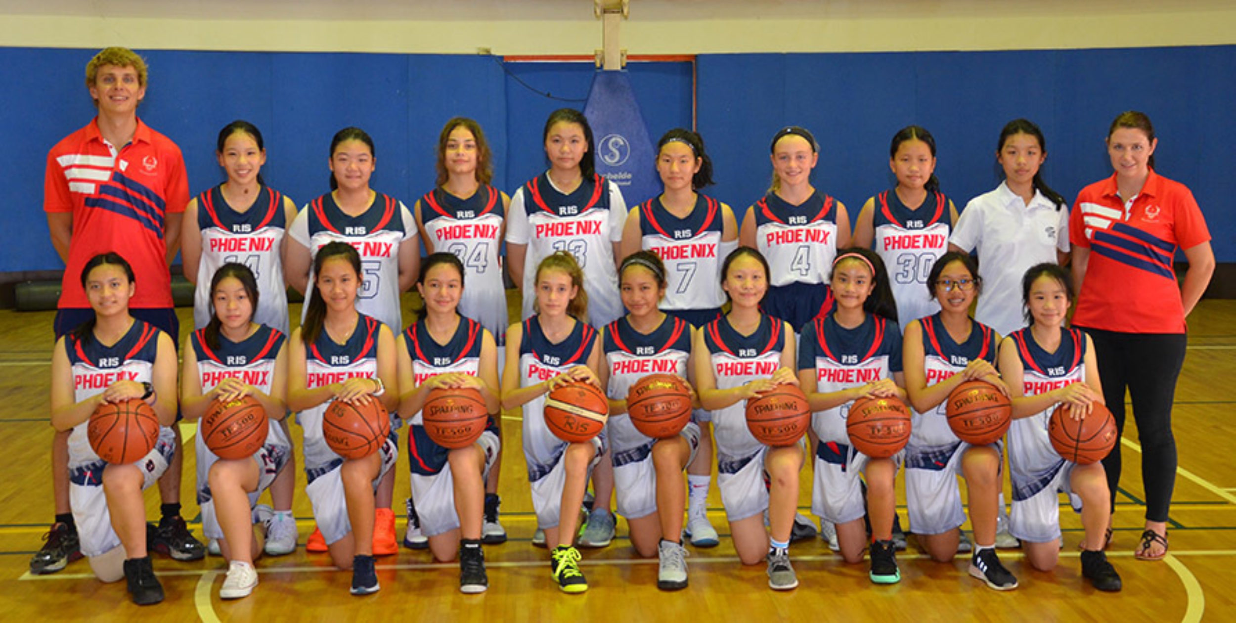 U15 Girls Basketball