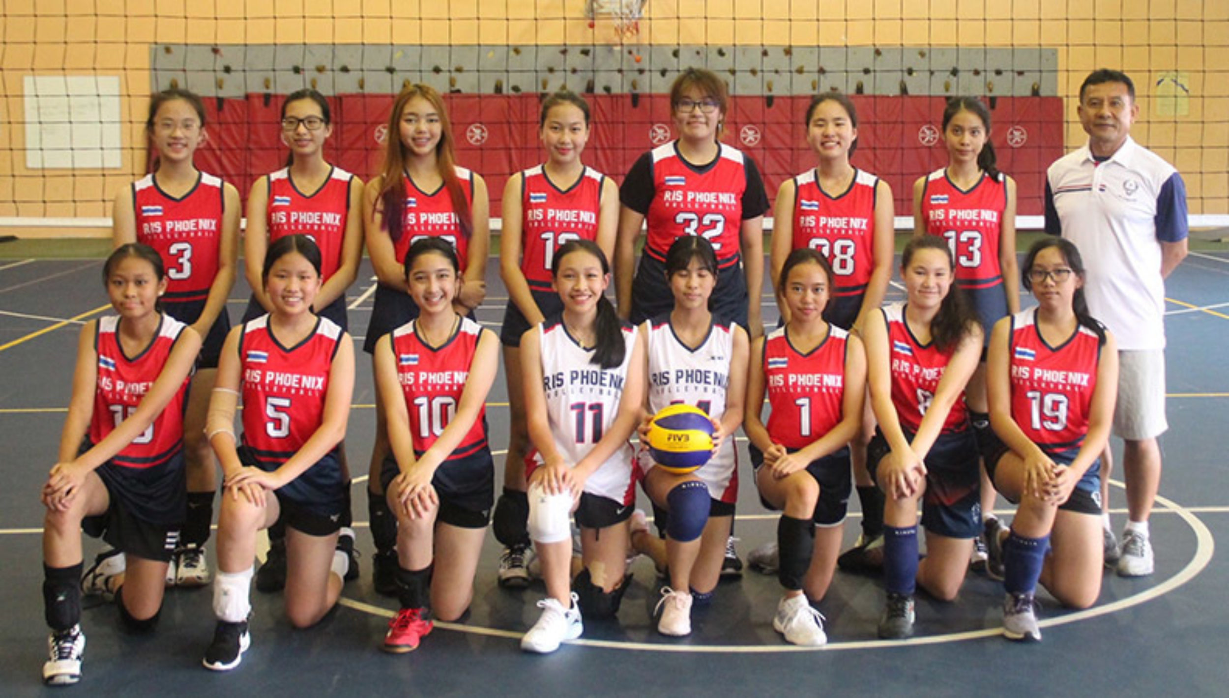 U15 Girls Volleyball