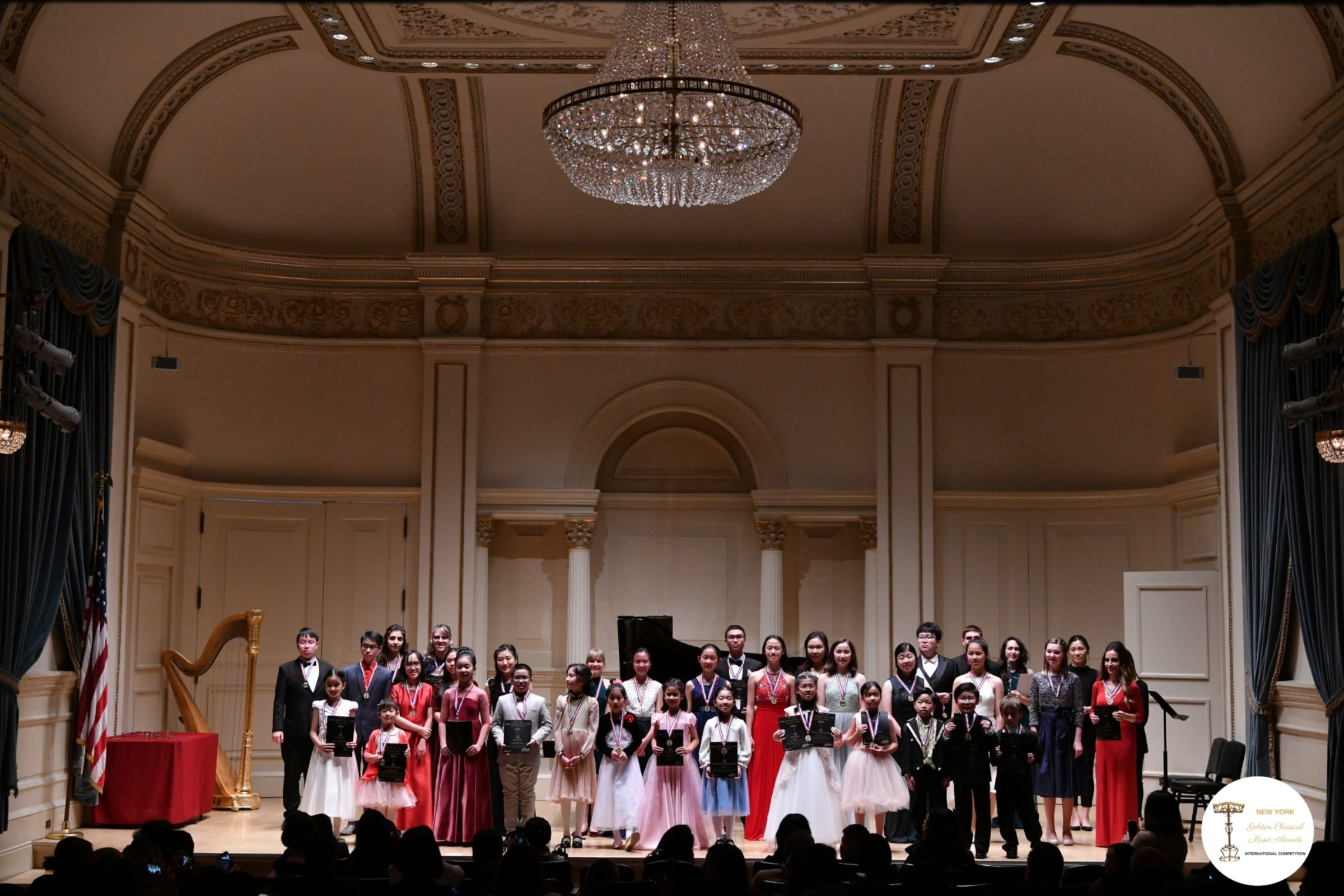 9th Grade RIS Musician Performs at Carnegie Hall