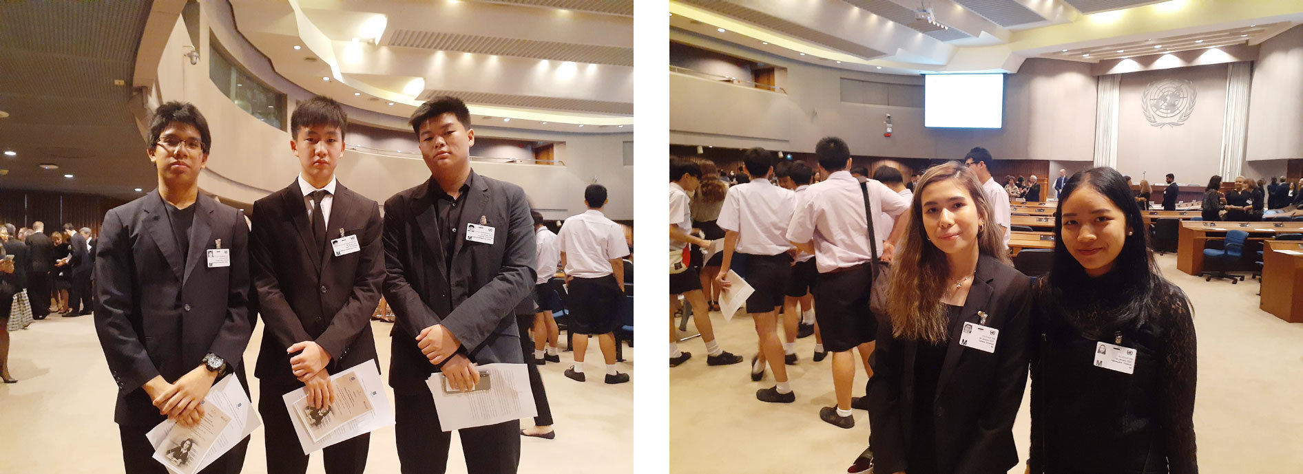 RIS Students Attend Holocaust Remembrance Day, Ruamrudee International School Bangkok