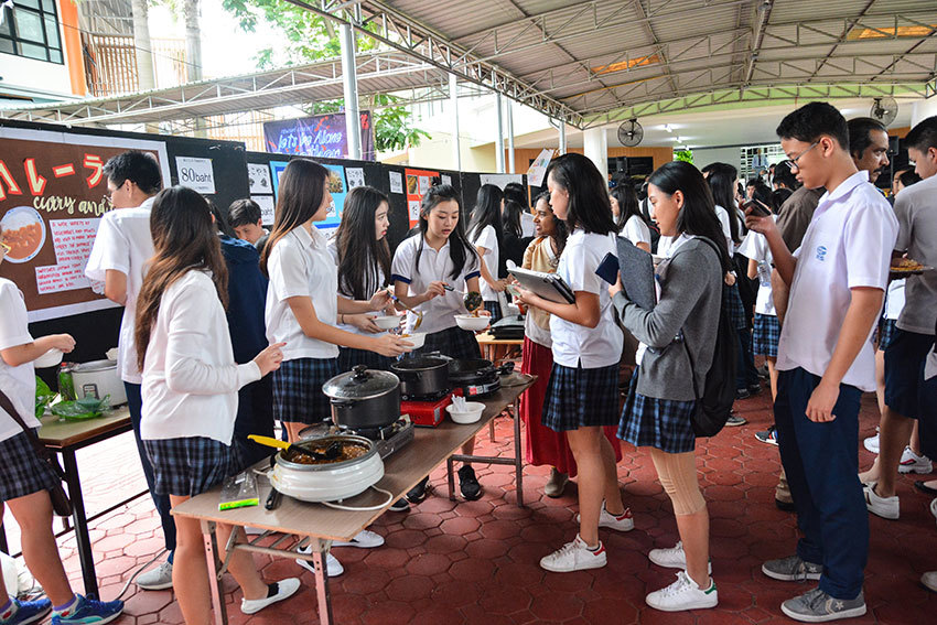 Japanese Cultural Festival, a great success