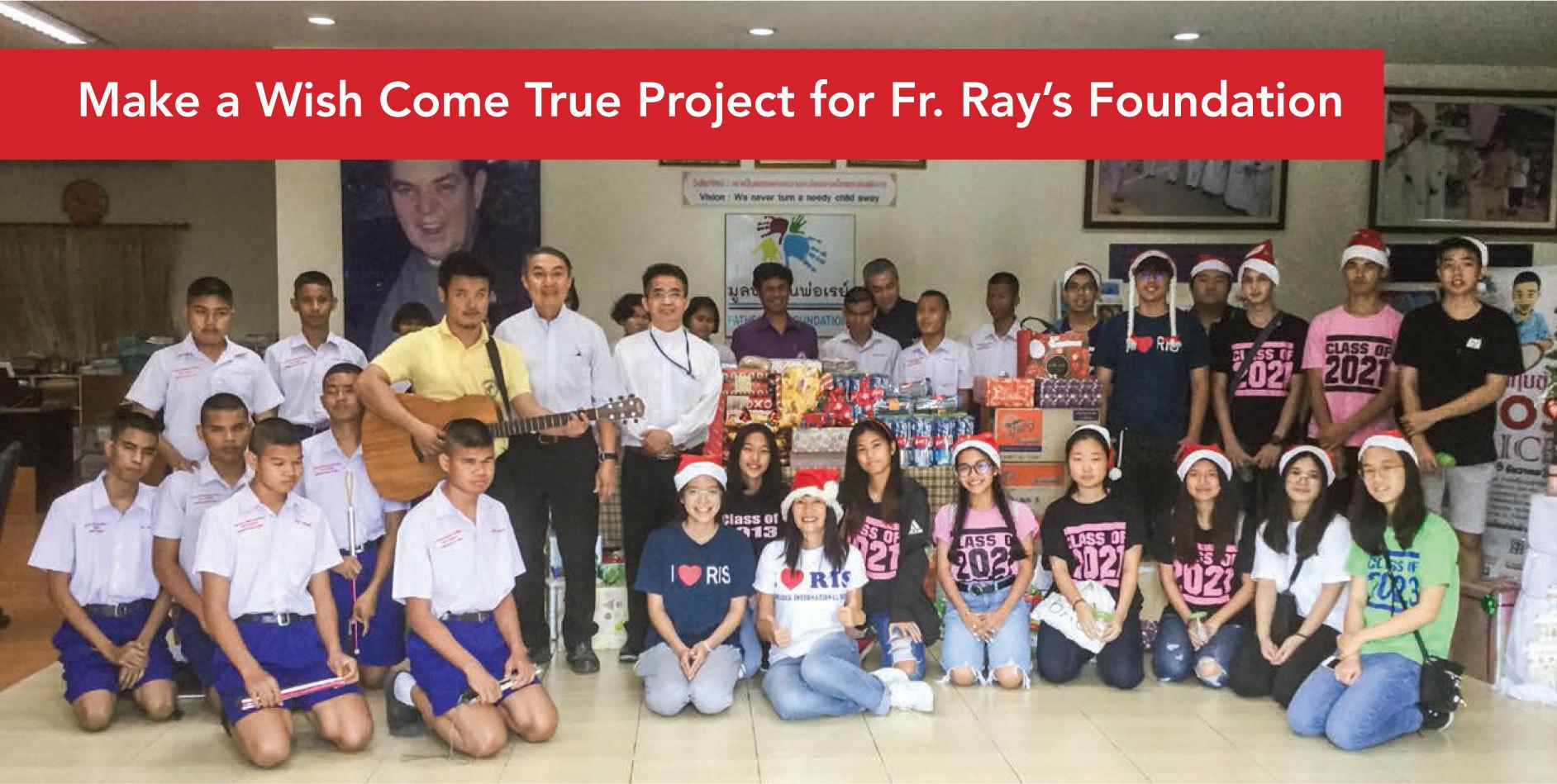 Ruamrudee International School Bangkok