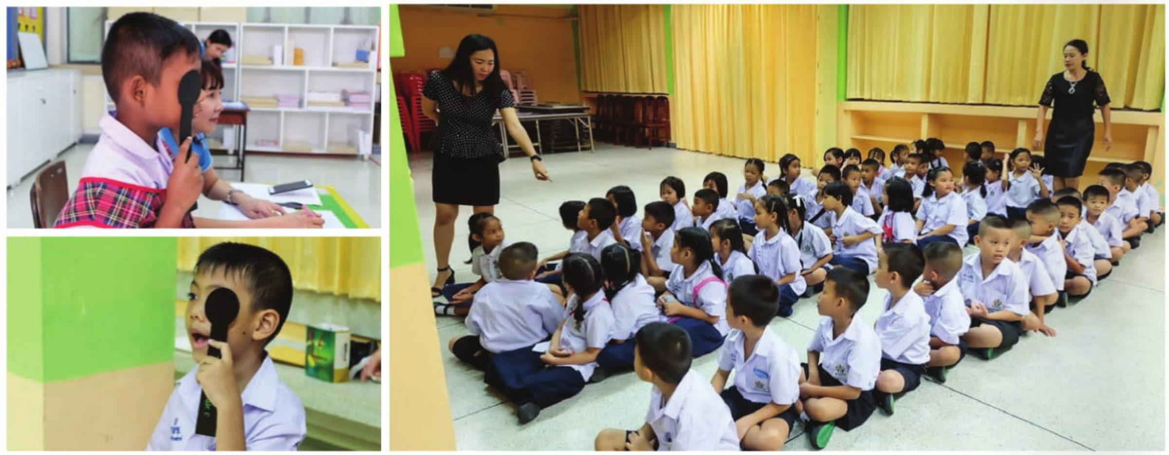 Gr 11 Student Launches Nonprofit: Eyesaver