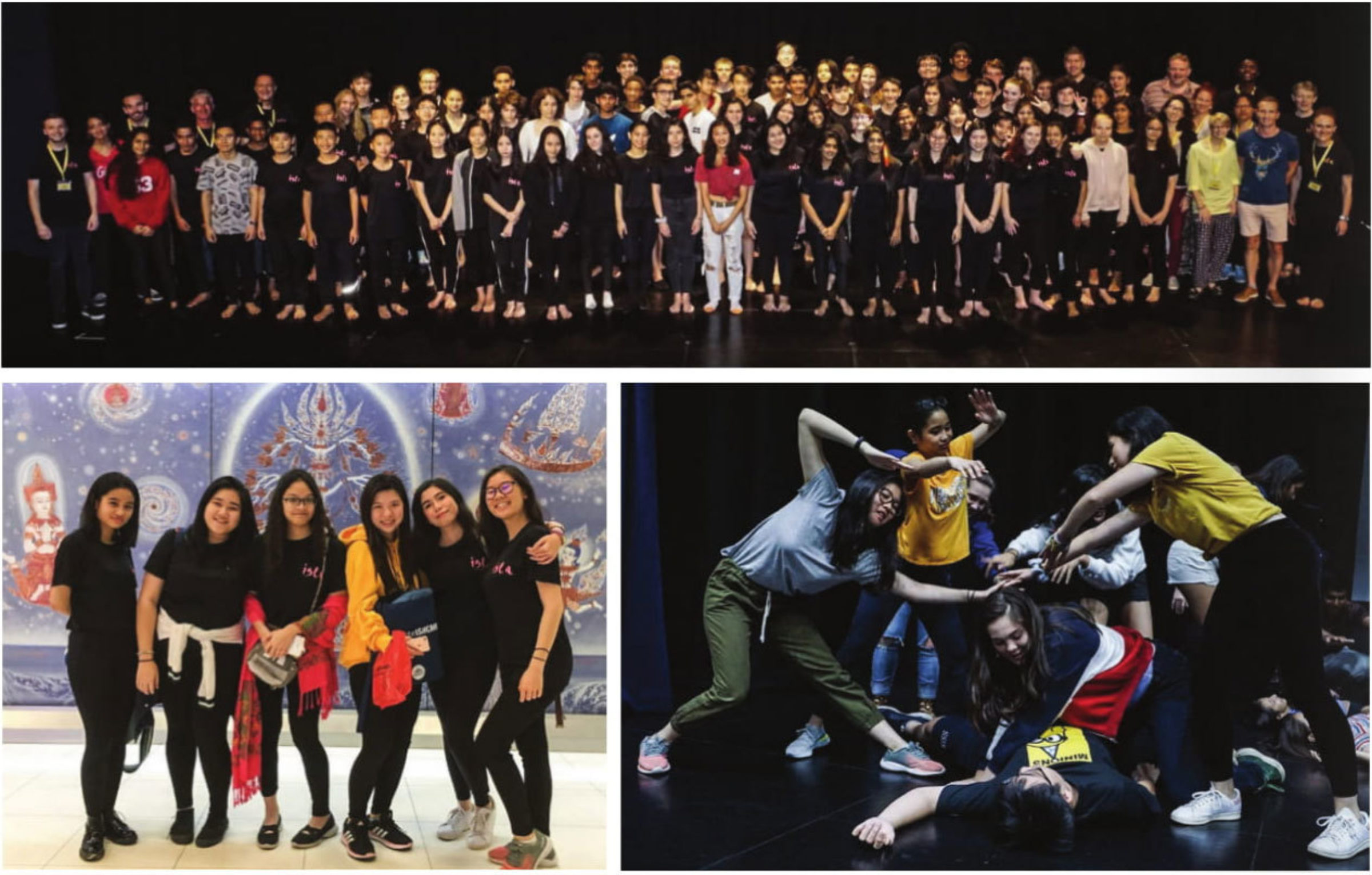 RIS Students Make History at Theatre Festival in Vietnam