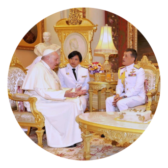 Pope Francis Visits
