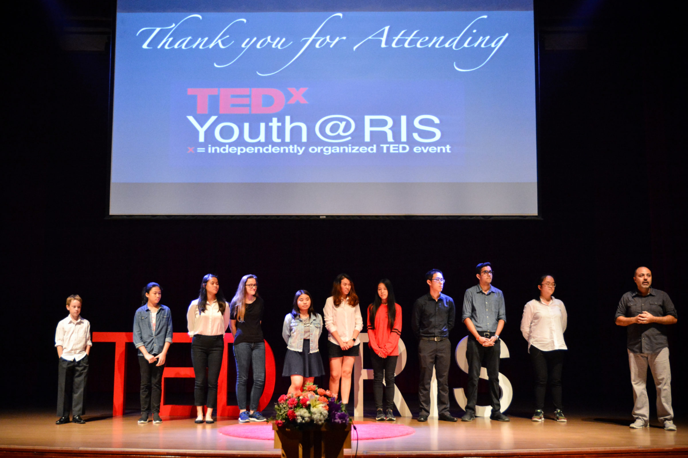TEDx Talks @ RIS