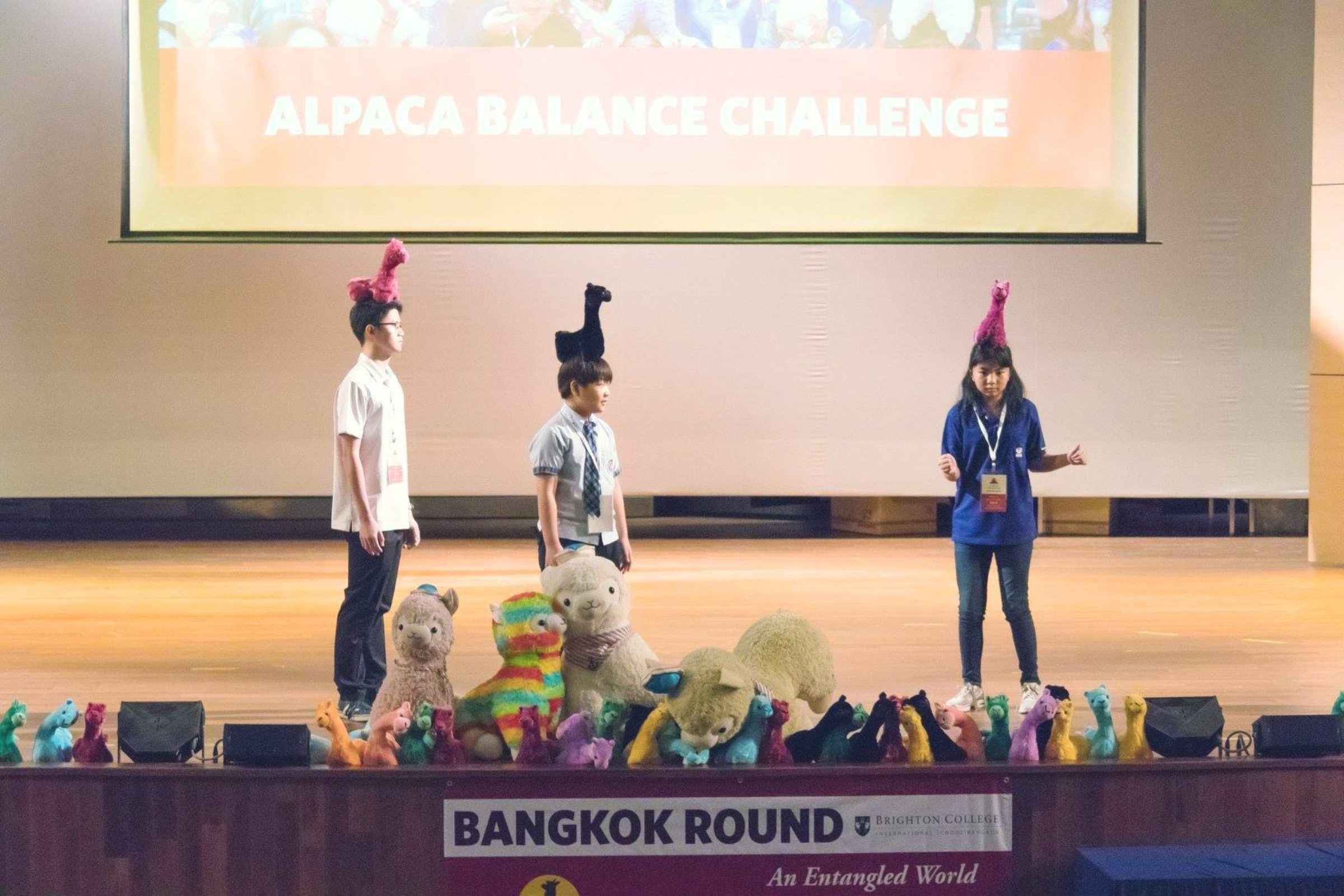 World Scholar's Cup, Regional and Global Rounds