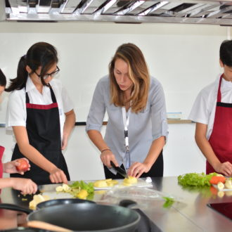 Culinary Arts Teaching